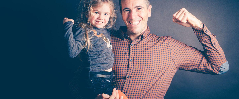Anaïs & Mikaël- Séance en famille