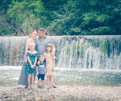 Marine & Joris – Séance en famille