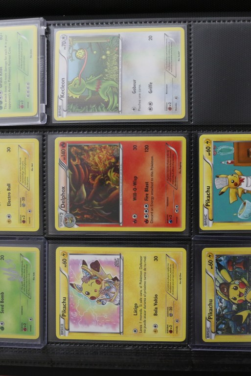 TCG Collection Goals