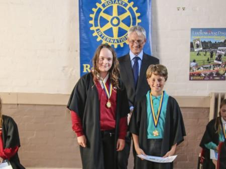 Hazel and Jeavons Award Winners