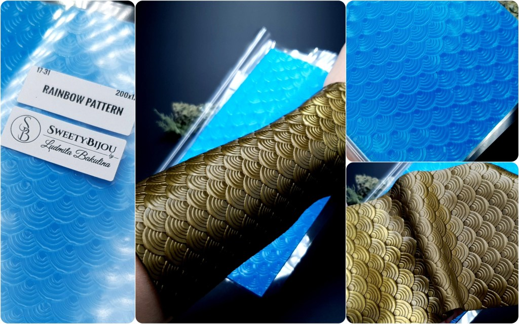 7 Exceptionally Unique And Super Thin Silicone Textures - Faux Leather 7