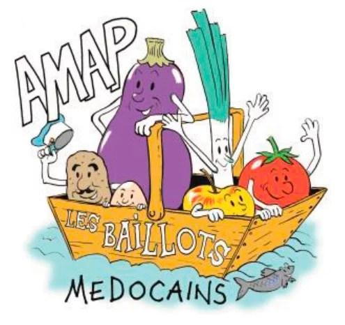 Amap logo 1 - Vie associative