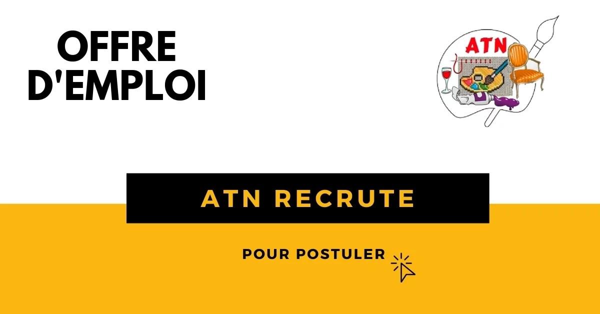 Mairie Ludon annonce emploi externe ATN 2 - Actualités