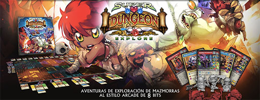 Promo de Super Dungeon Explorer