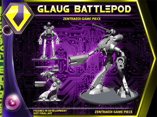 Battlepod Zentraedi
