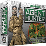 Caja del jeugo Agent Hunter