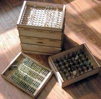 Caja de almacenamiento para miniaturas