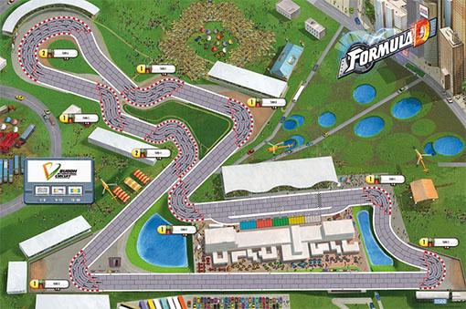 Circuito de Formula D de Buddh