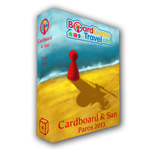 caja de Thermophyles de Boardgametravel.com