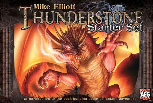 Portada del juego thunderstone: Starter