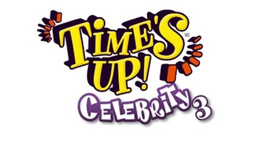 Logo de Time's Up Celebrity