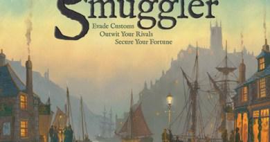 Portada de Cornish Smuggler