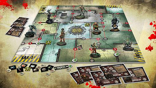 Imagen In Game de Escape