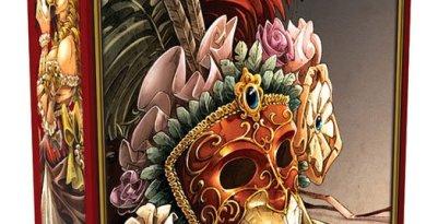 Caja de Mascarade