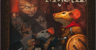 Caja alemana de Mice and Mystics