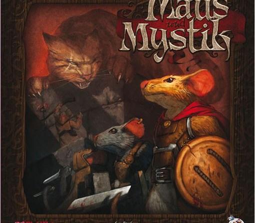 Caja alemana de Mice and Mystics