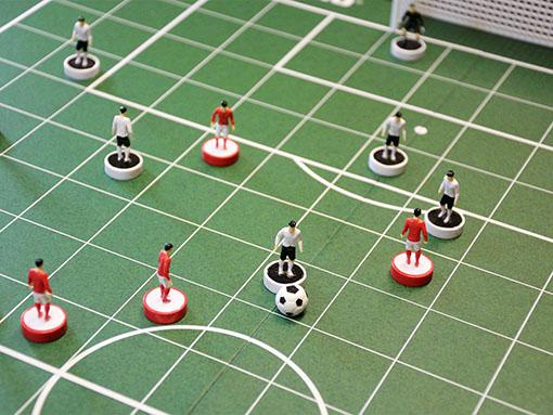Una partida de Soccero