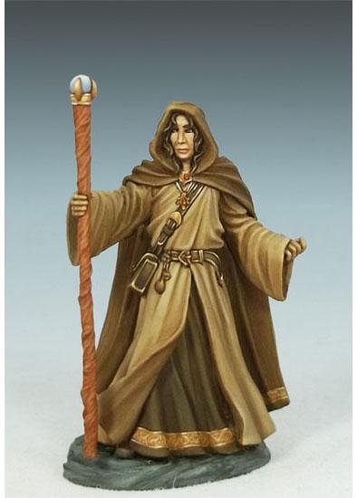 Traveling Mage de Dark Sword miniatures