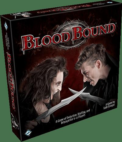 Caja de Blood Bound