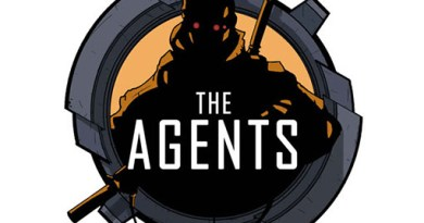 Logotipo de The Agents Return