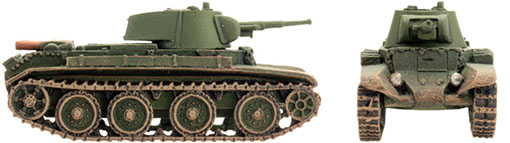 Tanque BT-7
