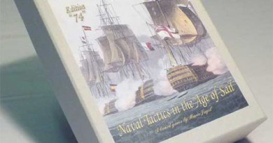 caja de Admiral orders naval tactics in the age of sail