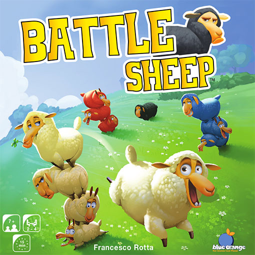 Portada de Battle Sheep