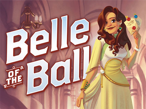 Logotipo de Belle Of the Ball