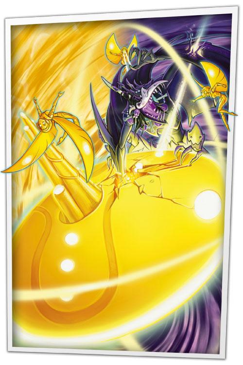 Imagen promocional de Kaijudo Shattered Alliances