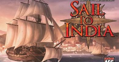Portada de Sail to India