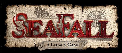 Logotipo de Seafall