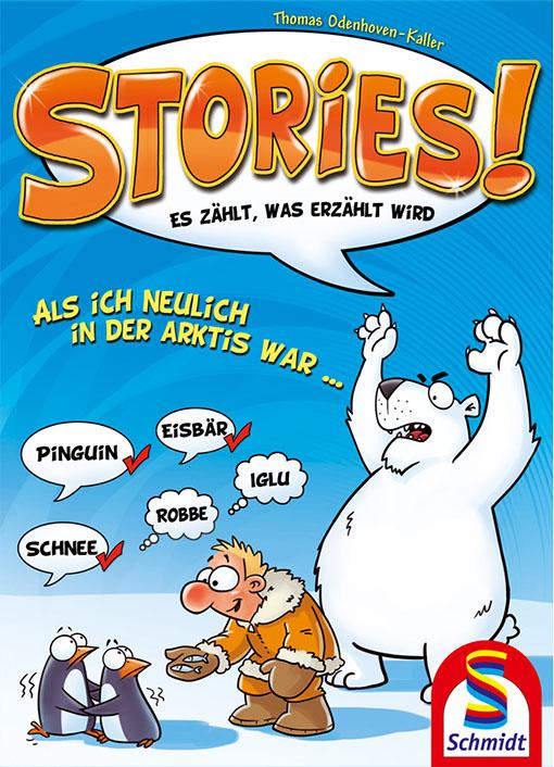 Portada de Stories