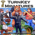 TurnKey Miniatures
