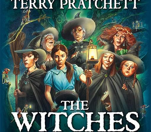 Portada de The Witches