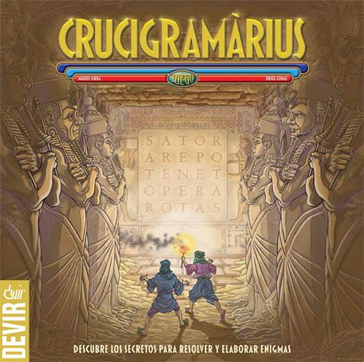 Portada de crucigramarius / enigmarius