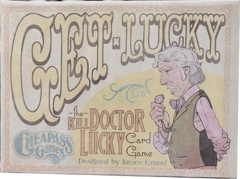 Caja de Get Lucky