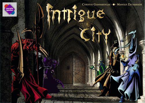 Portada de Intrigue City