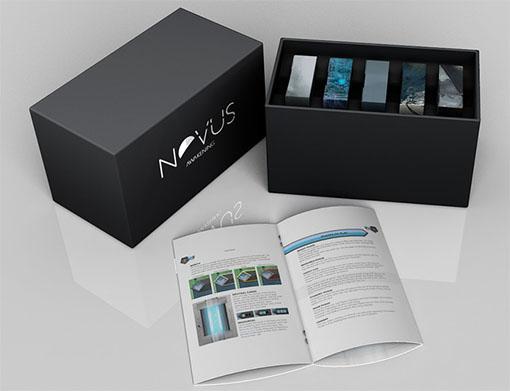 componentes de novus