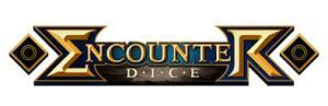 foto logo encounter dice