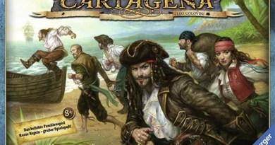 Portada de la nueva versión de Cartagena