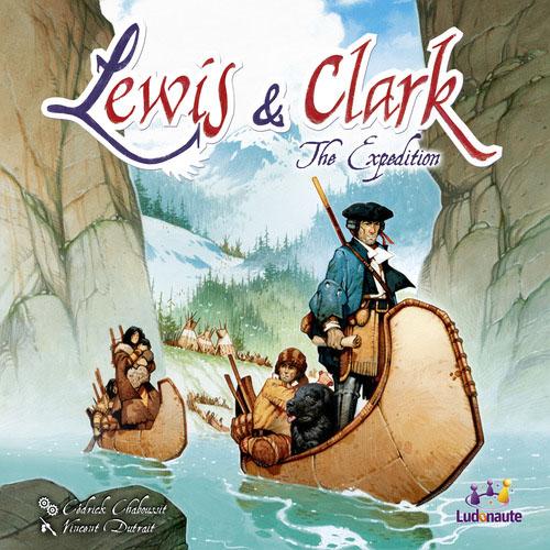Portada de Lewis y Clark