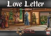 Love letter vuelve a Japón en su versión de L5R