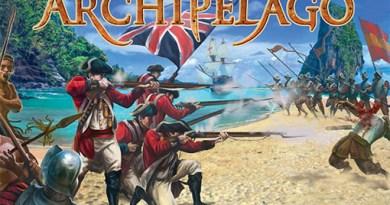 Portada de Archipielago: War & Peace
