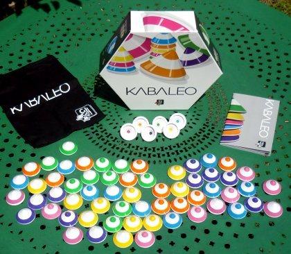 Componentes de Kabaleo