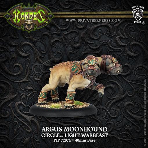 Argus Moonhound de Privateer Press