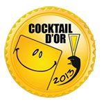 Logotipo de Cocktail d'or