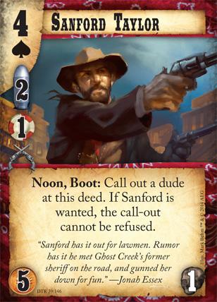 Carta de Doomtown Reloaded