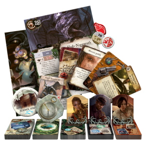 Eldritch Horror, cartas