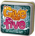 Caja de Give me Five