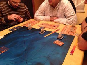 Probando Sails of Glory